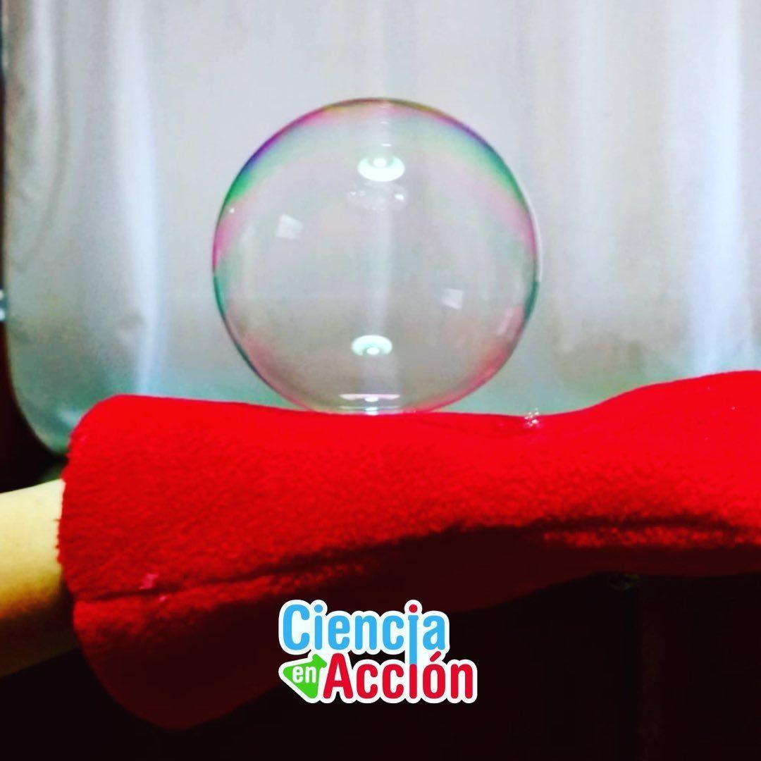 Burbujas Gigantes /Ciencia😂😂
